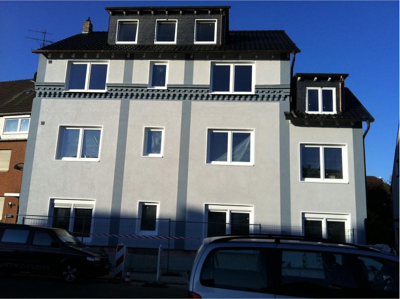 Fassadendämmung Bineli Bau